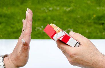 Warum nimmt man zu, wenn man mit dem Rauchen aufhört?