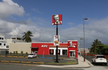 KFC oder Kentucky Fried Chicken
