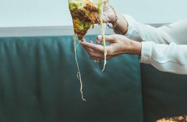 Die wohl einfachste Low-Carb Pizza der Welt …