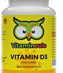 Vitamin D3 und Low Carb