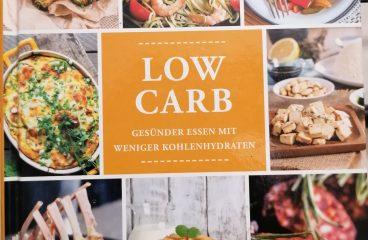Vivo Buch: Low Carb – Gesünder essen mit weniger Kohlenhydraten